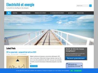 Electricité et Energie