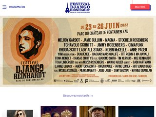 Festival Django Reinardt - Samois-sur-Seine