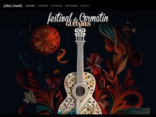 Festival guitares en Cormatinois - Cormantin