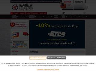 Hardeman Distribution