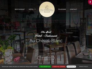 H?tel de tourisme en Alsace et Vosges, Au Cheval Blanc