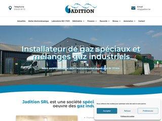 Jadition, solutions en m?langes de gaz/liquides pour usines et centres de recherche