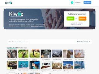 Kiwiiz : annuaire de petites annonces entre particuliers