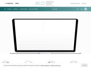 Medico Derm, matériel professionnel et formations en dermopigmentation