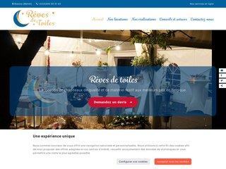 Location de chapiteaux et tentes de r?ception en Wallonie