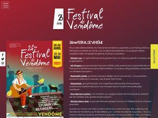 Festival International de la Guitare de Vendôme - Vendôme