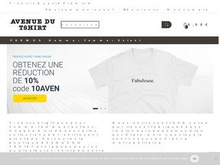 Avenue du T-shirt