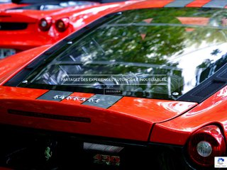 Rallye en supercar pour entreprise : un rallye très suivi