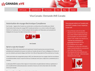 S'envoler pour le Canada avec l'esprit léger