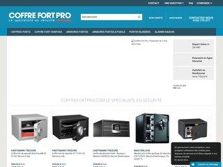 Coffre Fort Pro