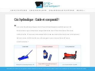 Cric-hydraulique.fr