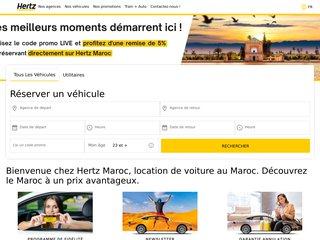 Hertz Maroc
