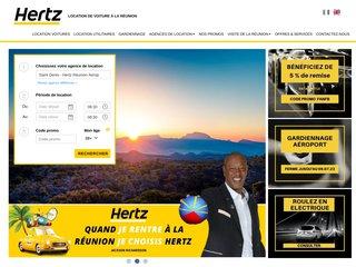 Hertz Réunion