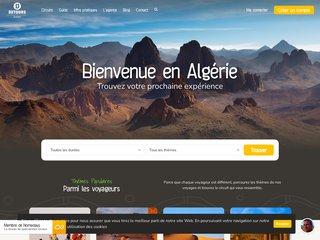 Détours Algérie
