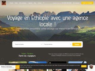 Ethiopia Traditions Travel
