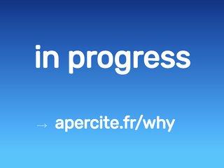 Screenshot of Olivier Rochus official website