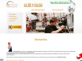 http://artisandepannagedurgence.com/electricien/electricien-paris/