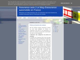 Détails : assurance auto