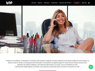 Détails : Communication digitale casablanca