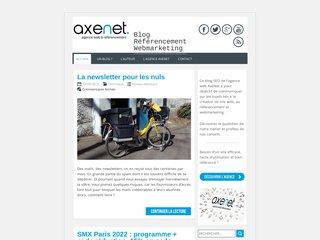Détails : 10 annuaires de qualité pour inscrire votre site > Blog AxeNet