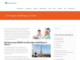 Détails : Soins chirurgie esthétique Tunisie