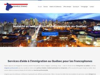 Conseillère en emploi et intégration des immigrants francophones