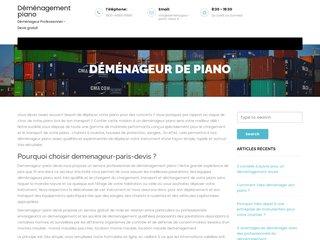 Détails : demenageur Marseille