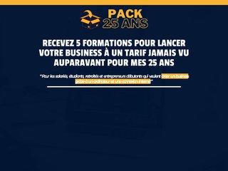 Le Pack Anniversaire