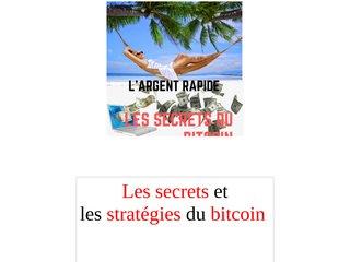 Le secret de bitcoin