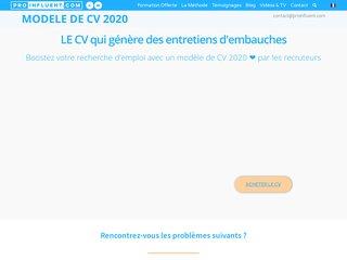 MODELE DE CV 2019: LE CV qui génère des entretiens