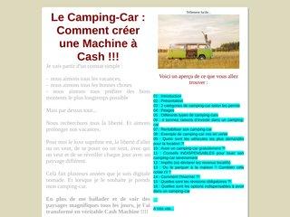 Le Camping-Car : Comment créer une machine à cash