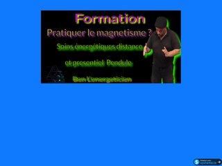 Pratiquer le Magnetisme