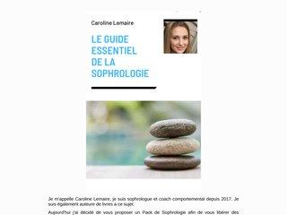 Le Guide Essentiel de la sophrologie