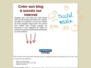 Créer un blog à succès