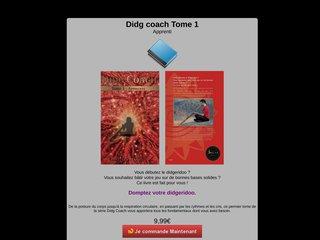 Didg coach Tome 1: Apprenti