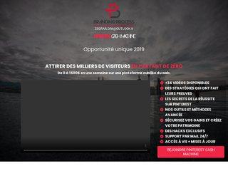 Pinterest Cash Machine