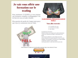 Débuter en Bourse avec des Trades Gagnants