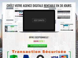 Agency Domination - Créer votre agence digitale