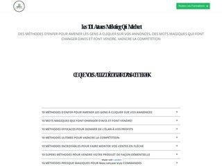 101 Astuces Marketing Efficaces + Droit de revente
