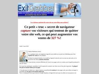 ExitGrabber