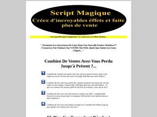 ScriptMagique