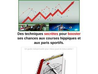 Guide confidentiel du Turf et des paris sportifs