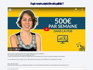 Publicité Facebook, YouTube pour se faire connaitr
