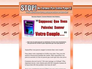 Stoppez votre divorce