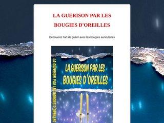 LA GUERISON PAR LES BOUGIES D'OREILLES