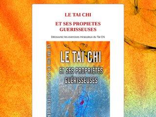 LE TAI CHI ET SES PROPIETES GUERISSEUSES