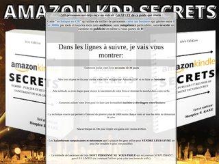 GUIDE AMAZON KDP SECRETS