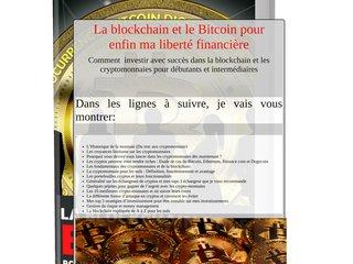 LA BLOCKCHAIN ET LE BITCOIN POUR LES NULS