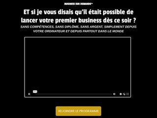 Business sur Demande
