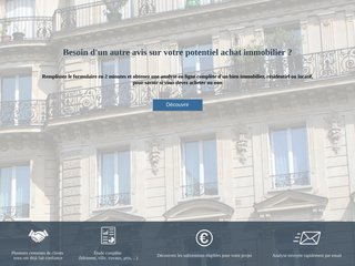 AVIS IMMO - analyse de biens immobiliers (duo)